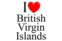 I Love British Virgin Islands