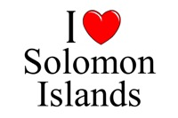 I Love Solomon Islands