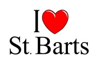 I Love St. Barts
