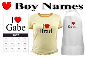 Boy Names