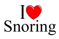 I Love Snoring