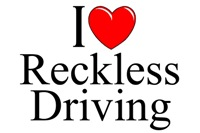 I Love Reckless Driving