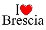 I Love (Heart) Brescia, Italy
