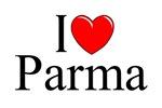 I Love (Heart) Parma, Italy