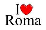 I Love (Heart) Roma, Italy