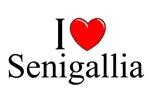I Love (Heart) Senigallia, Italy