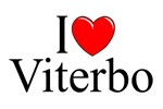 I Love (Heart) Viterbo, Italy