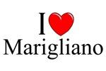 I Love (Heart) Marigliano, Italy