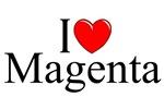 I Love (Heart) Magenta, Italy
