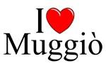 I Love (Heart) Muggio, Italy