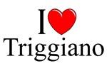 I Love (Heart) Triggiano, Italy