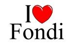 I Love (Heart) Fondi, Italy