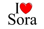 I Love (Heart) Sora, Italy