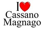 I Love (Heart) Cassano Magnago, Italy