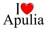 I Love (Heart) Apulia, Italy