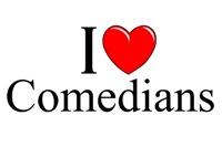 I Love (Heart) Comedians