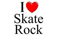 I Love (Heart) Skate Rock