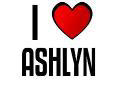 I LOVE ASHLYN