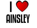 I LOVE AINSLEY