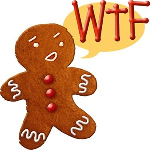 Gingerbread WTF