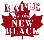 Canada Maple Is The New Black