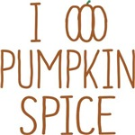 I Love Pumpkin Spice