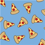 Cute Pizza Pattern