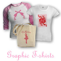 Pink Graphic Tees & T-shirts