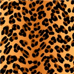 Leopard Print Motif T-shirts & Gifts