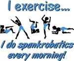 Exercise Shape Funny T-shirts