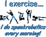Exercise Shape Funny T-shirts