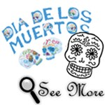 Day of the Dead Themed T-shirts & Gifts