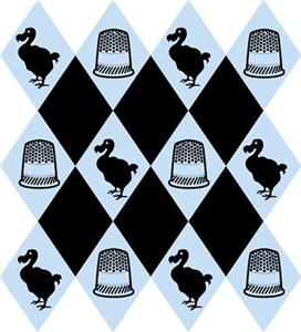 Dodo And Thimble Pattern
