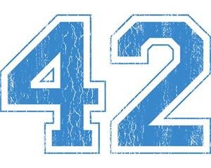 Retro Number 42