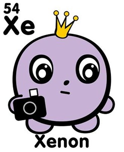 Cute Element Xenon
