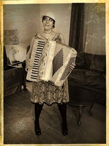 Retro Accordion