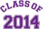 Purple Class Of 2013