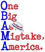 Anti-Obama: 1 Big Ass Mistake