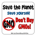 Don't Buy GMOs