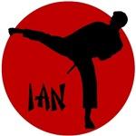 Ian Martial Arts