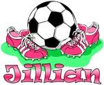 Jillian Soccer (Pink)