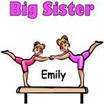Big Sister Gymnastics (Emily)