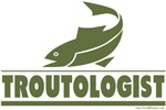 Trout Fishing Ologist