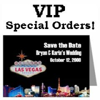 VIP Special Orders