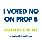I voted NO on 8