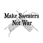 Make Sweaters Not War
