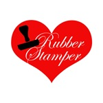Rubber Stamper - Heart