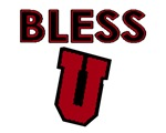 Bless U (dark red)
