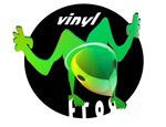 VINYL FROG from TIKI TOON