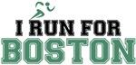 I RUN FOR BOSTON Apparel
